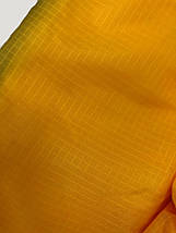 Надувной лежак-мешок Lamzac (Ламзак) Good Take с карманом 2.35м желтый, фото 2