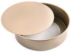 Форма для выпечки и запекания со съемным дном, круглая