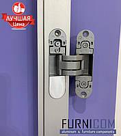 Комплект коробка дверей скрытого монтажа + Фрезеровка под петли