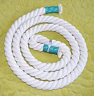 Дитячий навісний набір для шведської стінки (гімнастичні кільця, канат, мотузкові сходи), фото 1