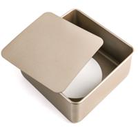 Форма для выпечки и запекания со съемным дном, прямоугольная