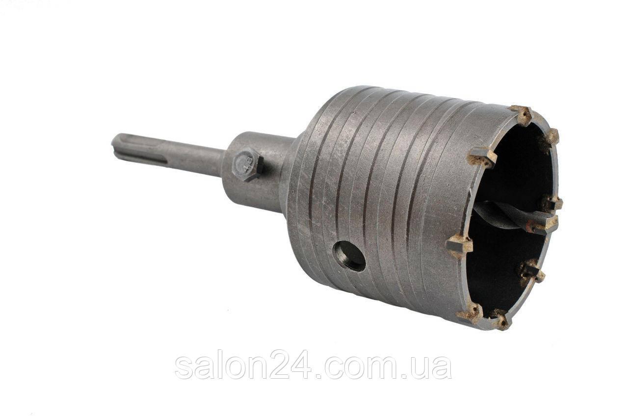 Сверло корончатое по бетону SDS+ Falc - 125 мм