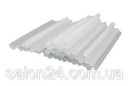 Клейові стрижні Miol - 11,2 х 200 мм, прозорі (1 кг)