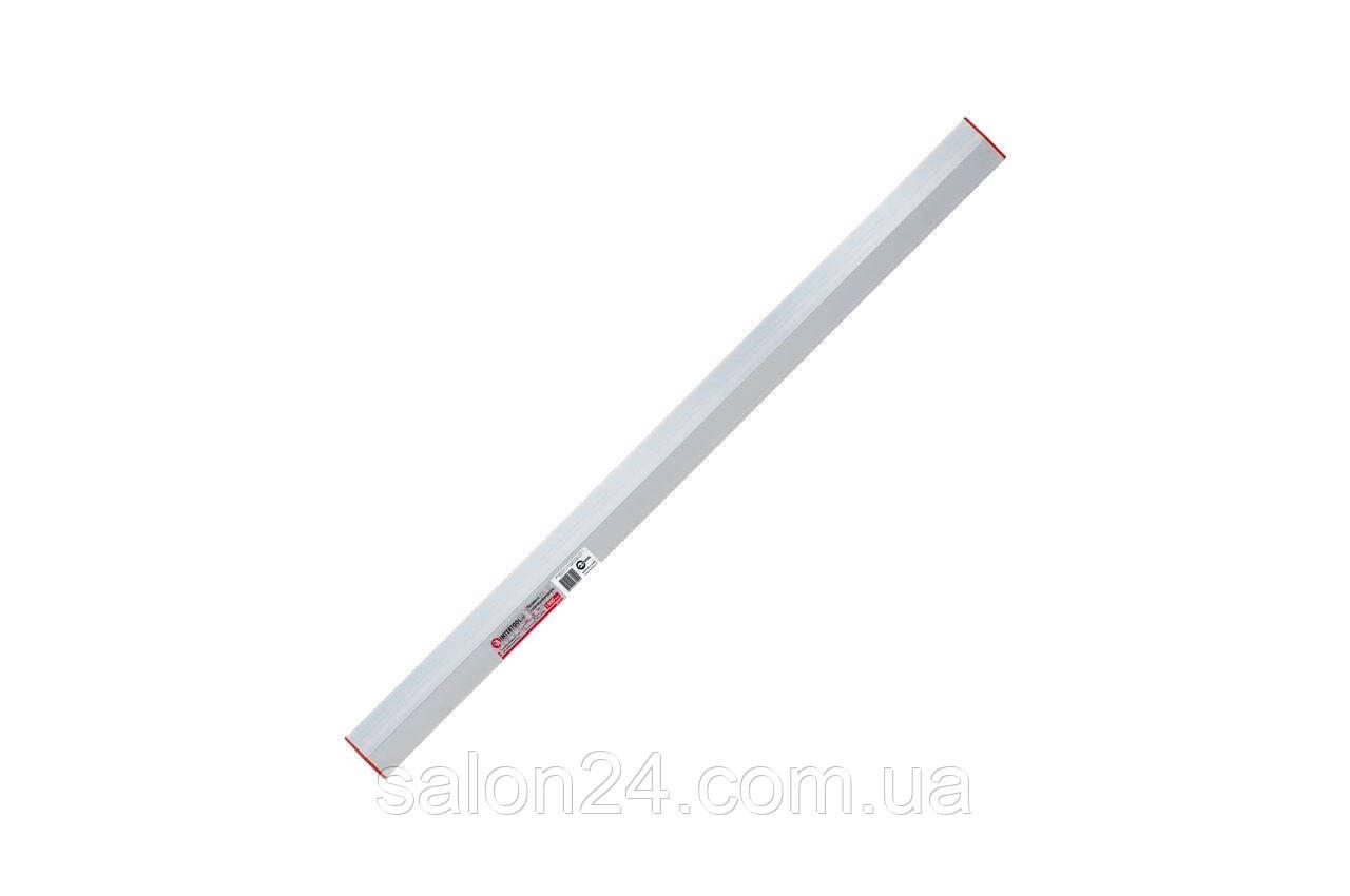 Правило трапециевидное Intertool - 1500 мм 2 ребра жесткости