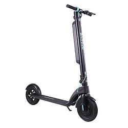 Электросамокат 25 км в час 100 кг Proove Model X-City (BLACK/BLUE) 28089