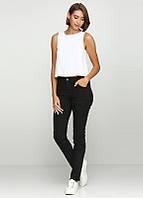 Джинси для дівчинки 164 см (13-14 years) чорний H&M 56425
