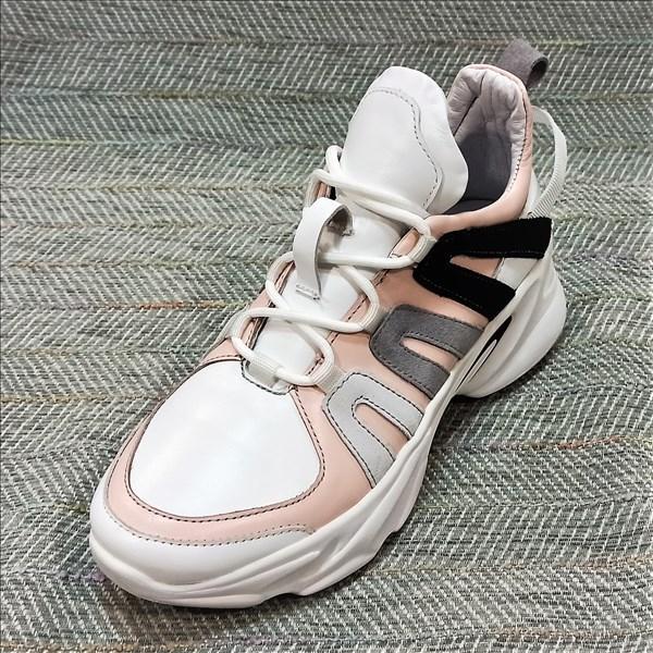 Жіночі кросівки пудра, Vifesst розмір 36 38 39