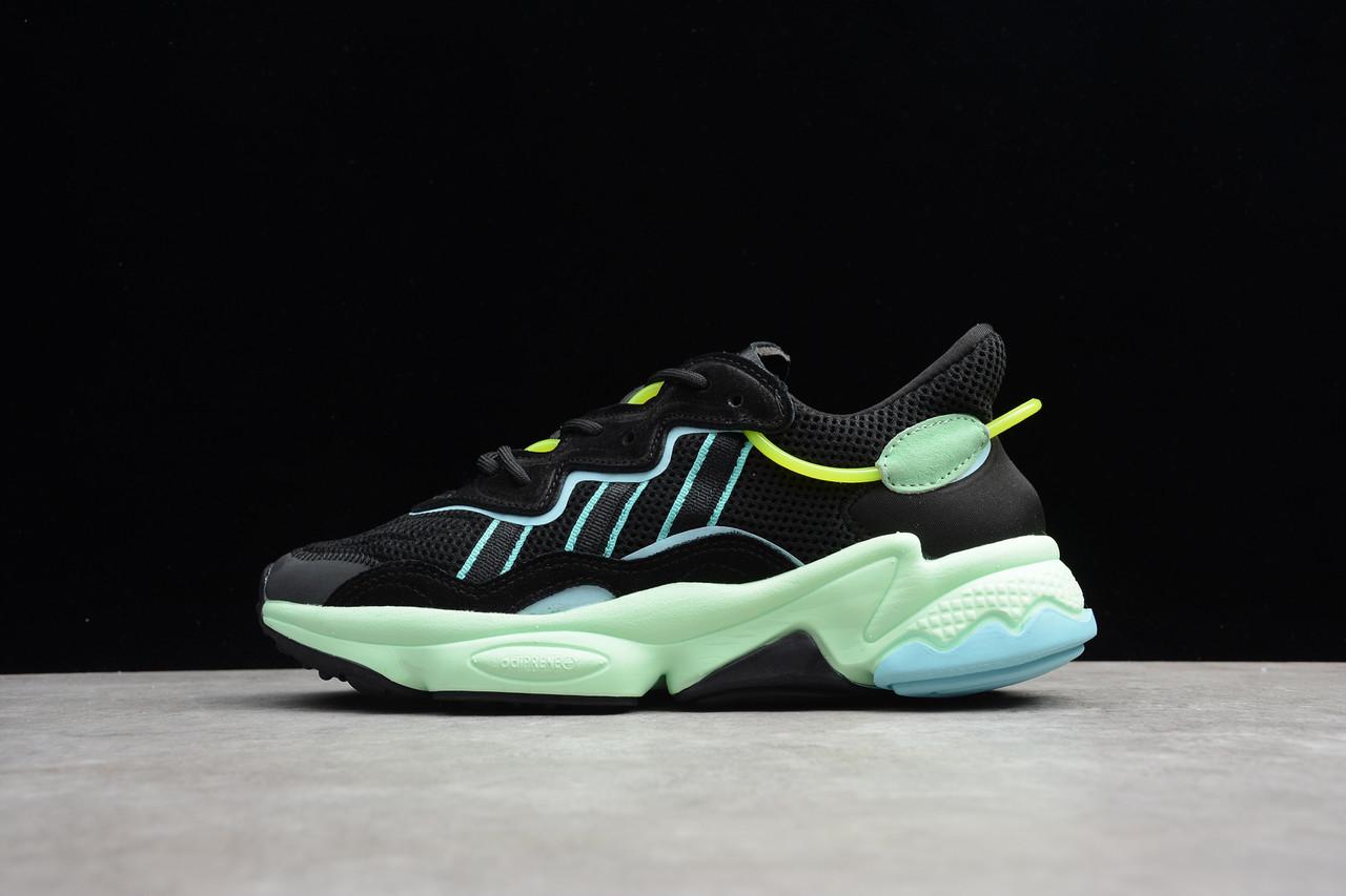 Кроссовки женские Adidas Ozweego Adiprene / ADM-2590 (Реплика)