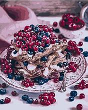 Картина по номерам Сладкое чаепитие