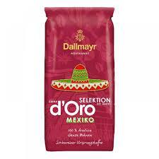 Кава в зернах Dallmayr Crema D'oro Mexiko , 1 кг