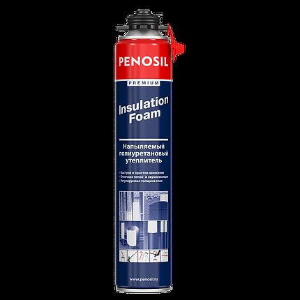 """Напыляемый пенополиуретан утеплитель в баллоне """"Penosil Premium"""""""", фото 2"""