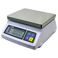 Весы торговые CAS SW (RS-232)