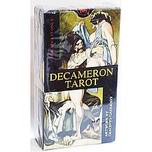 Карты Таро Декамерон, 78 карт