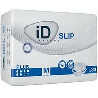 Подгузники для взрослых ID expert slip M (80-125 см), 30 подгузников / підгузники для дорослих