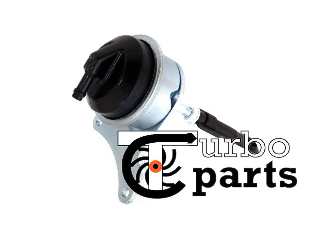 Актуатор / клапан турбины Opel Movano/ Vivaro 2.5 CDTI от 2006 г.в. - 757349-0001, 757349-0002, 757349-0003
