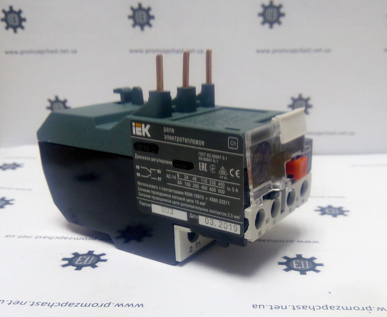 ETHR12-18A Реле Электротепловое