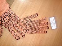 Рукавиці Coton з ПВХ