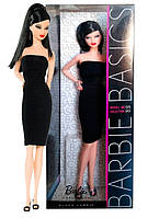 Коллекционная кукла Барби Базовая модель №5 Barbie Basics Model No. 05 Collection 001 Black Label Mattel, фото 1