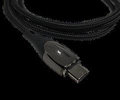 Магнітний кабель Type-C 5А Essager, 1м, чорний