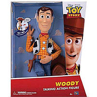 Говорящая фигурка Disney, Шериф Вуди, История игрушек, 38 см - Talking Action Figure,Sheriff Woody, Toy Story