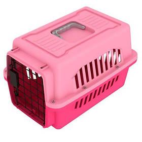 Переноска AnimAll для кішок і собак A1104 47х31х30 см