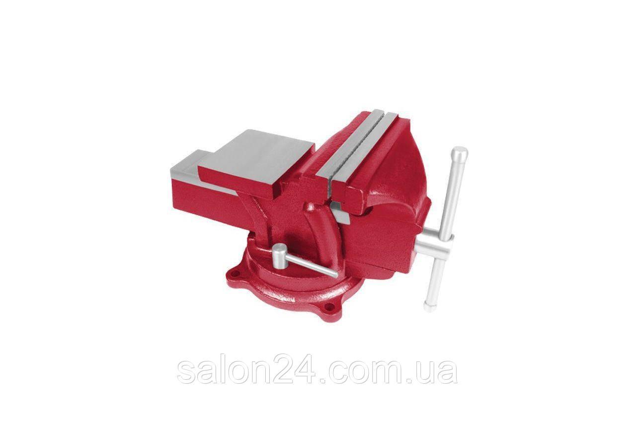 Тиски поворотные Intertool - 150 мм