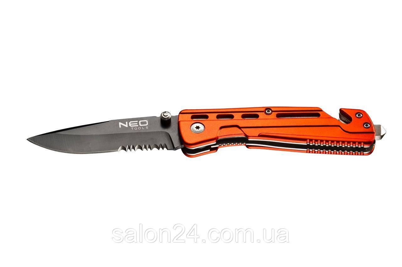Нож универсальный NEO - 205 мм складной