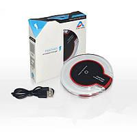 Беспроводное зарядное устройство Fantasy  Wireless charger Черный (R0005)