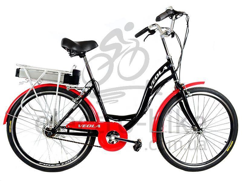 Электровелосипед VEOLA XF07 36В 350Вт