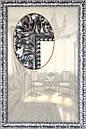 Зеркало в деревянной раме, фото 2