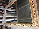 Зеркало в деревянном итальянском багете 90мм, фото 3