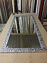 Зеркало в деревянном багете 79мм, фото 3