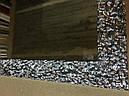 Зеркало в деревянном багете 79мм, фото 4