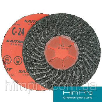 SAITRON d125 C24 Шлифовальный абразивный полужесткий диск