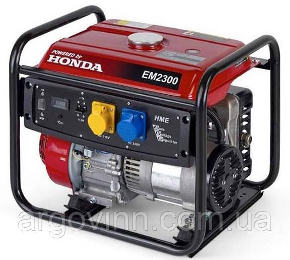 Бензогенератор Honda EM2300 (Японія)