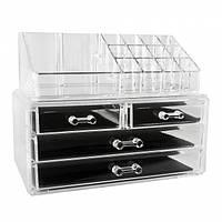 Настольный ящик органайзер шкатулка Storage Box Ultra Quality (R0103)