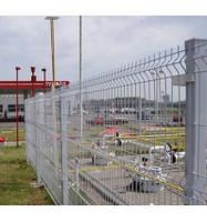 Заграда-Секция ОЦИНКОВАННАЯ диаметр 4*3мм яч.50*200 1,5м*2,5м