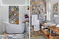 Идеи плитки для ванной комнаты