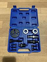 Набор cъемников муфты сцепления компрессора кондиционера Geko