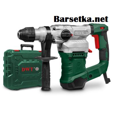 Перфоратор бочковой DWT BH15-36 VB BMC (гарантия 2 года, бочка, 3 режима работы)