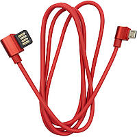 Кабель HOCO U37 Micro USB to Type-C 1.2 м Красный (RI0427)