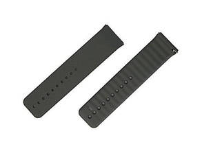 Ремешок (Левая Часть С Отверстиями) для Samsung SM-R381 Gear2 Neo Gray GH98-32314D