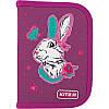 Пенал без наполнения Kite Education Bunny K20-622-5, 1 отделение, 2 отворота