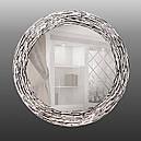 Кругле дзеркало з УФ печаткою 800 мм, фото 2