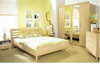 Зонирование спальни с помощью мебели