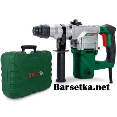 Перфоратор бочковой DWT BH09-26 BMC (гарантия 2 года, бочка, 3 режима работы)