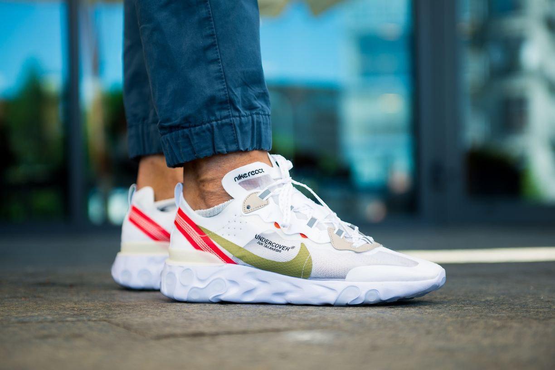 Кроссовки Nike React Element 87