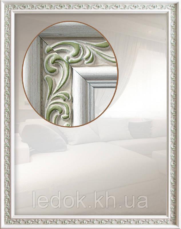 Зеркало настенное в ванную комнату, влагостойкое 600х600, Украина