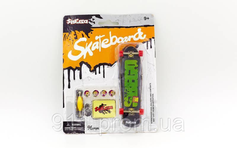 Фингерборд - мини скейт борд SK-9914