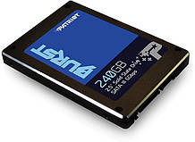 "SSD 240GB Patriot Burst 2.5"" SATAIII 3D TLC (PBU240GS25SSDR)"